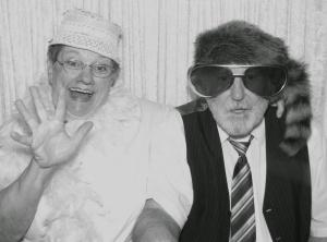 Aunt Mignon Uncle Larson