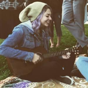 SJ and guitar