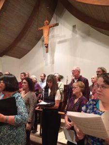 singing-in-the-choir