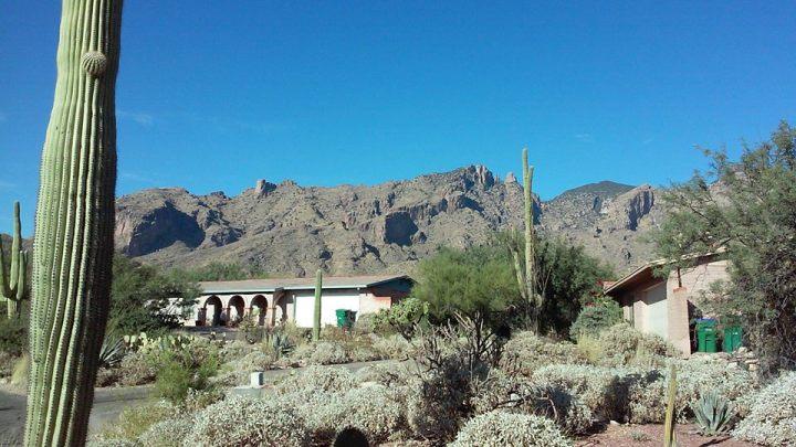 Arizona the beautiful state